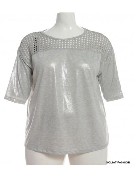 Bluza dama marime mare bluzams80d