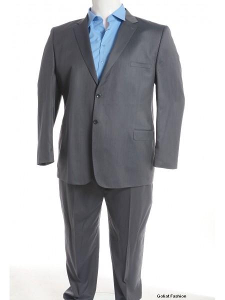 Costum barbati gri CLS2