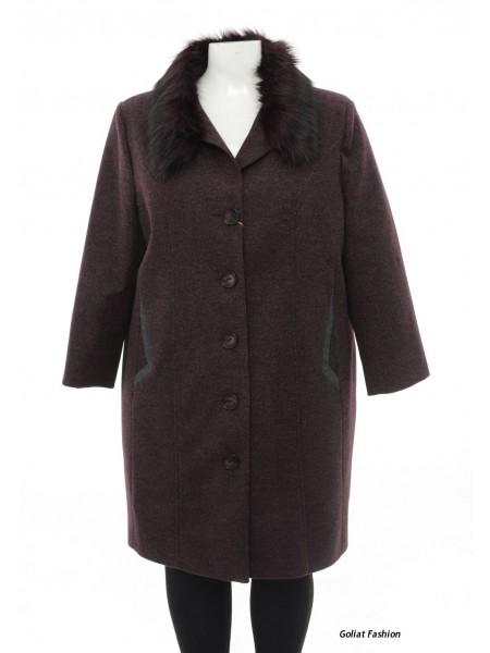 Palton dama marime mare palton3d