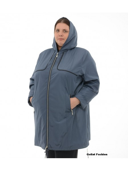 Trench dama marime mare trench4d