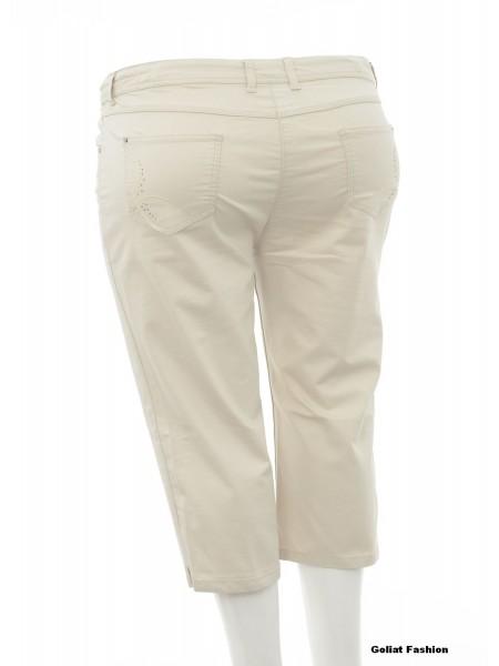 Pantaloni dama marime mare pantalon6gfd