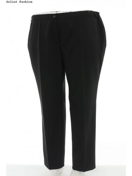 Pantaloni dama marime mare pantalon10gfd