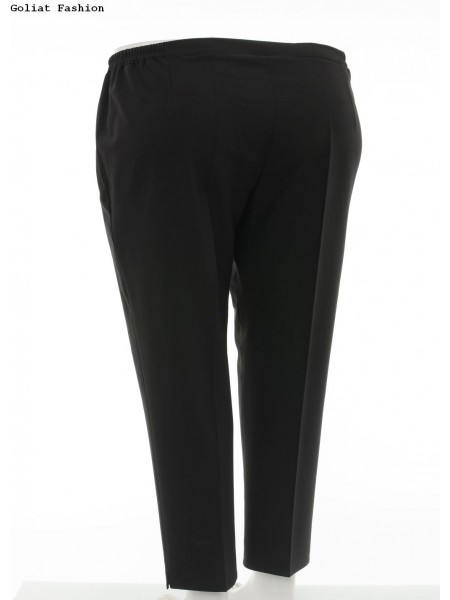 Pantaloni dama marime mare pantalon4gfd