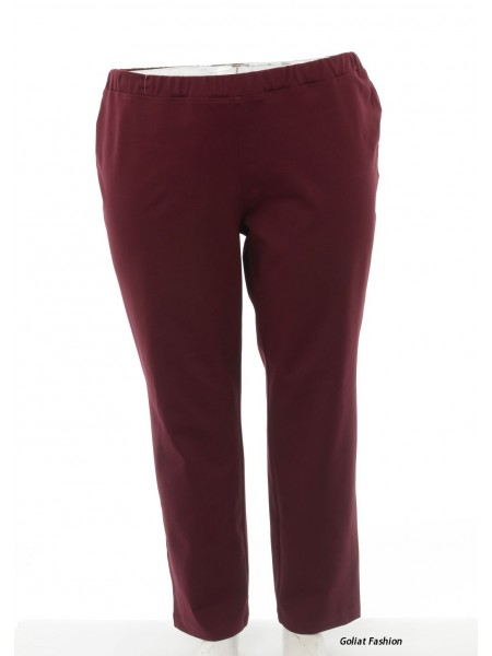 Pantaloni dama marime mare pantalon19gfd