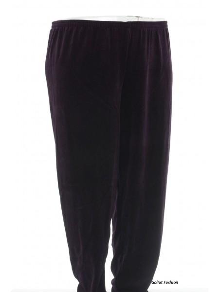 Pantaloni trening dama marime mare panttr10d
