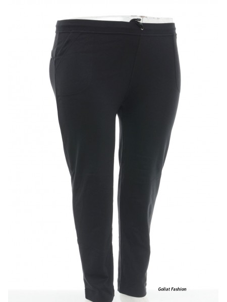 Pantaloni trening dama marime mare panttr2d
