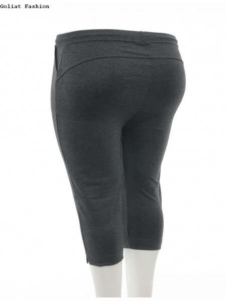 Pantaloni trening dama marime mare panttr6d