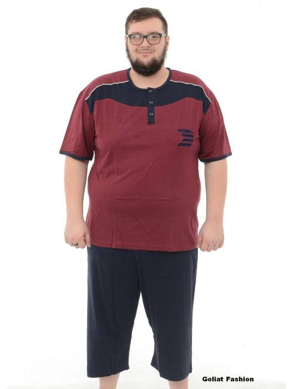 Pijama barbati marime mare pijama5b
