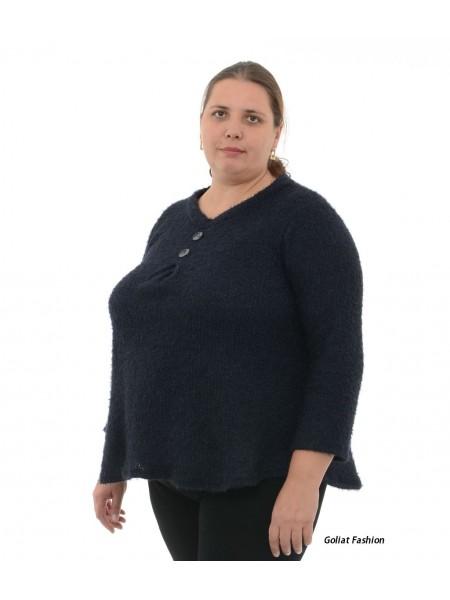Pulover dama marime mare pulover8gfd
